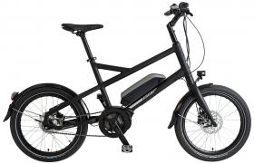 BBF Boston  20 Zoll E-Bike , kompakt ,  7-Gang Shimano Nexus - Bosch 400WH Akku - Mittelmotor